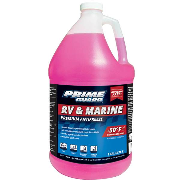 RV Plus Antifreeze