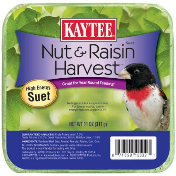 Nut & Raisin Harvest High Energy Suet