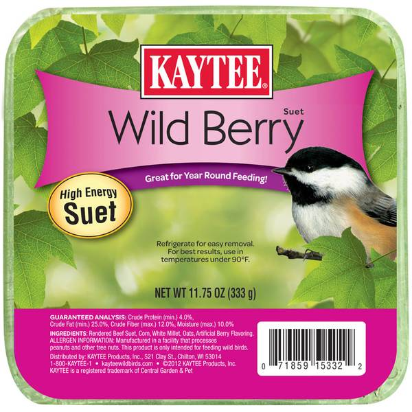 Wild Berry High Energy Suet