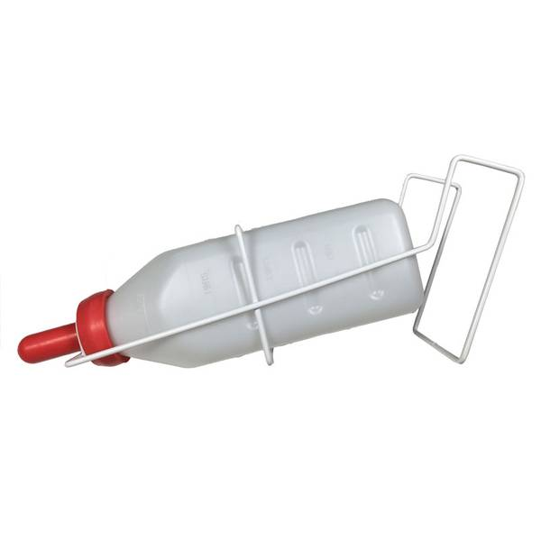 Deluxe Coated Nursing Bottle Wire Rack