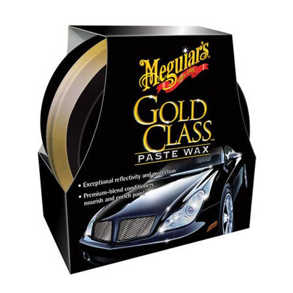 Gold Class Clear Coat Car Wax
