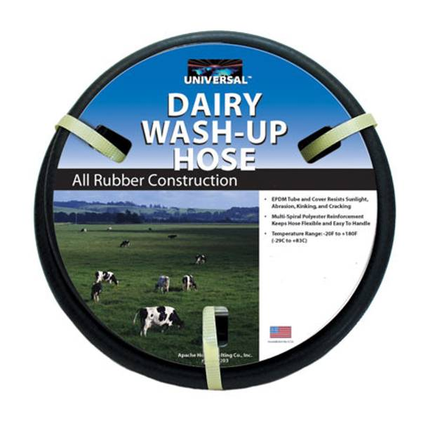 Dairy Wash - Up Hose
