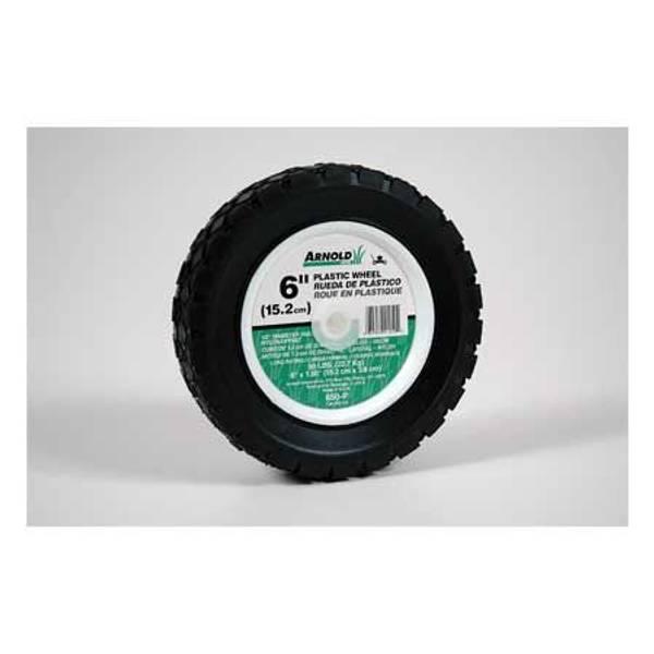 Diamond Tread Plastic Wheel