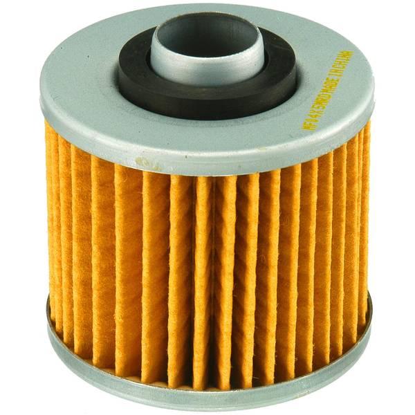 Full-Flow Lube Cartridge Motorcycle Oil Filter