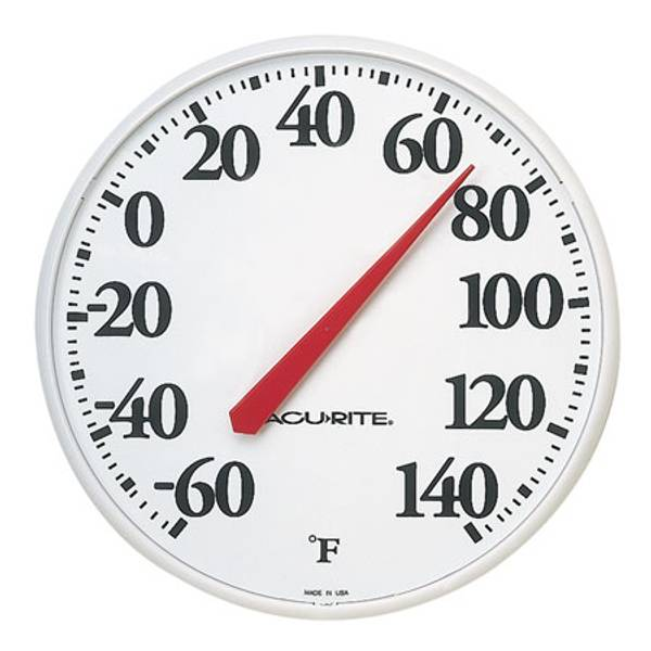 """12-1/2"""" Thermometer"""