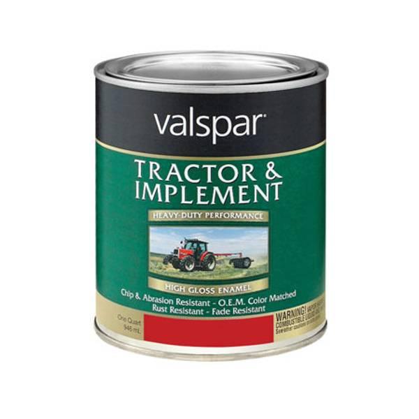 1 Quart Tractor & Implement Paint