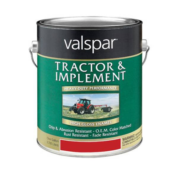 1 Gallon Tractor & Implement Paint
