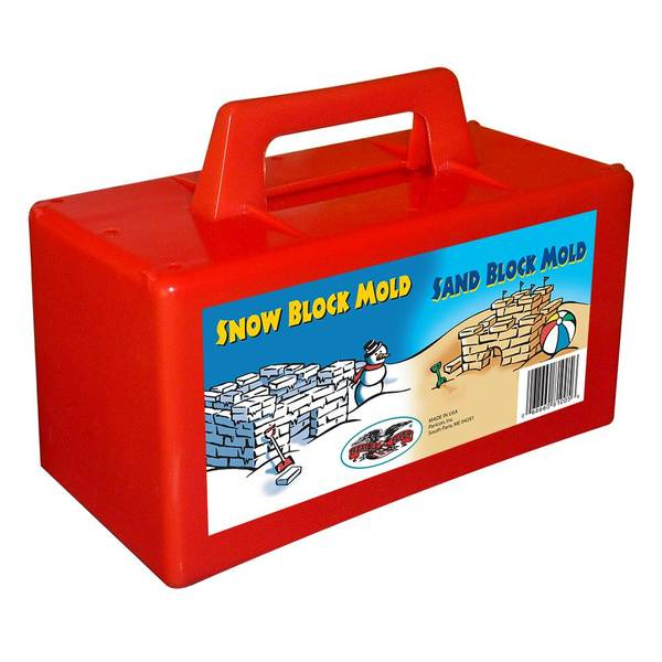 Snow & Sand Block Maker