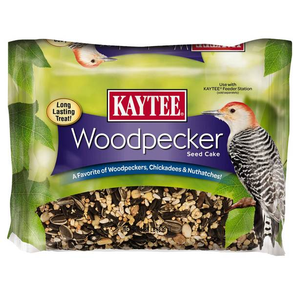 Woodpecker Seed Cake