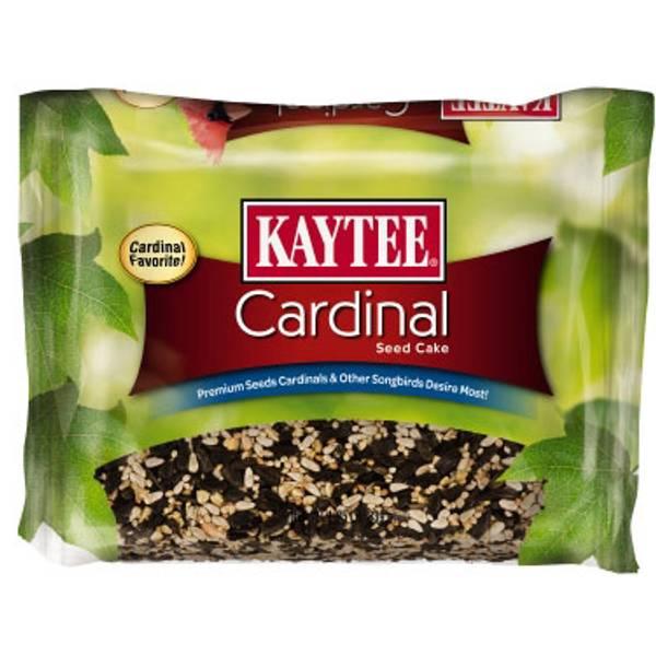 Cardinal Seed Cake