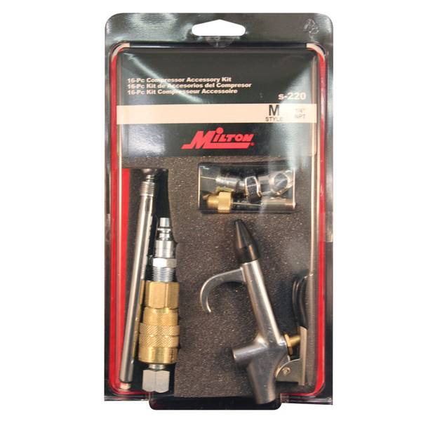 Compressor Accessory Starter Kit