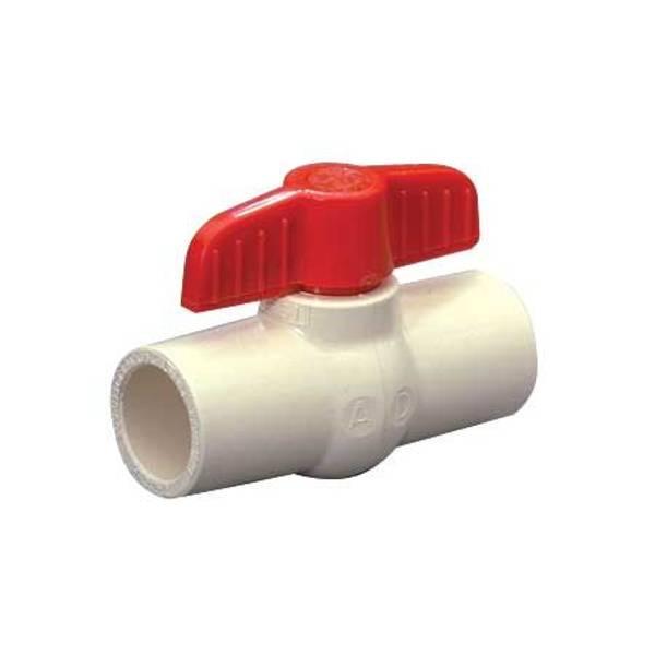 Jmf cpvc compact ball valve
