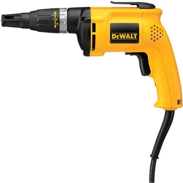 Heavy Duty VSR Drywall Screwdriver