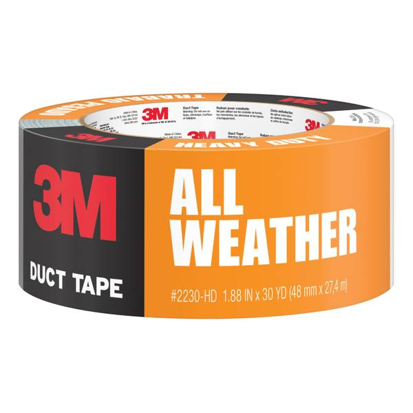 Tough Duct Tape-Heavy Duty All-Weather