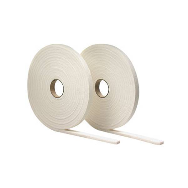 High Density Foam Tape , Closed Cell , 2 Roll Bonus Pack