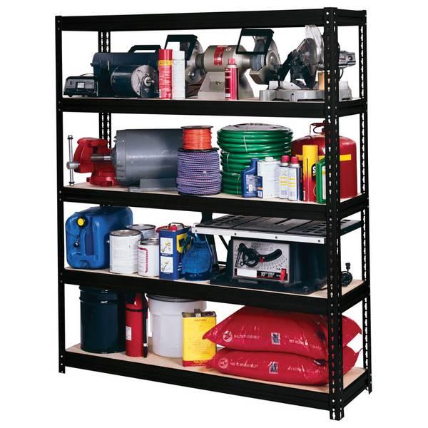 Muscle Rack Ultra Rack Extra Heavy - Duty Boltless Storage Shelving