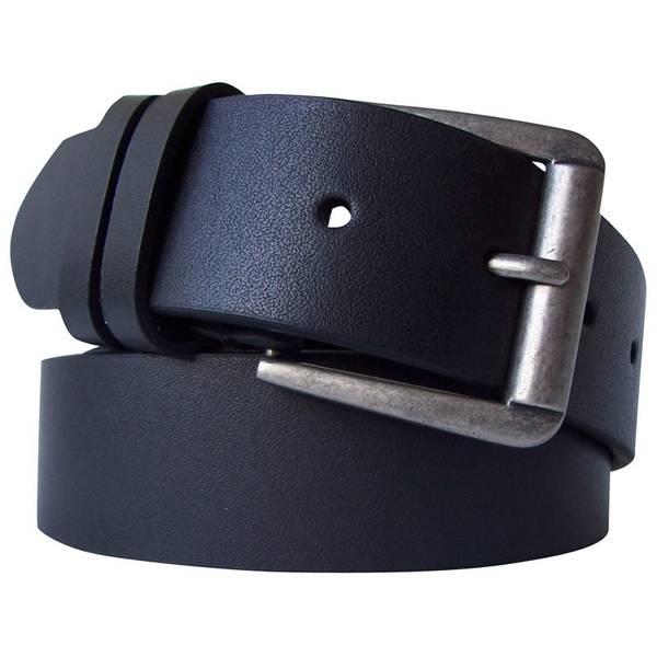 Men's Leather Buckle Belt