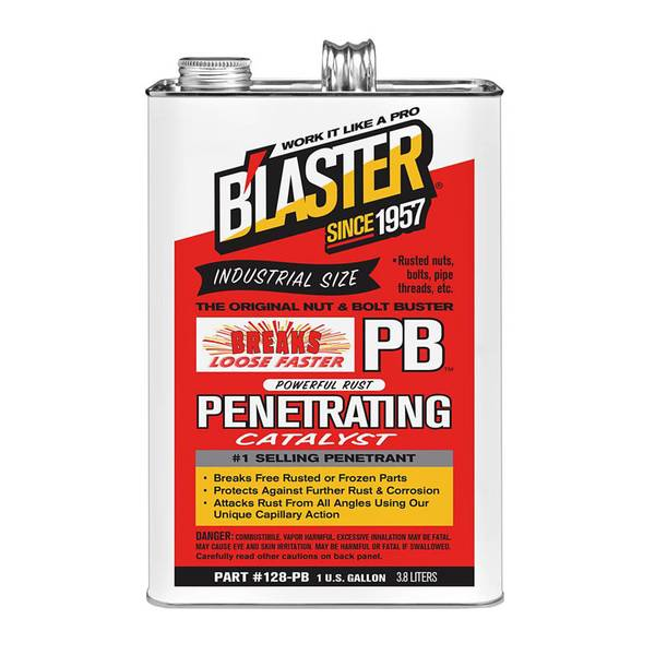PB Penetrating Catalyst with Sprayer
