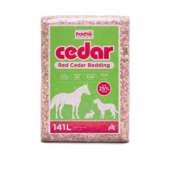 Kennel Care Red Cedar Animal Bedding