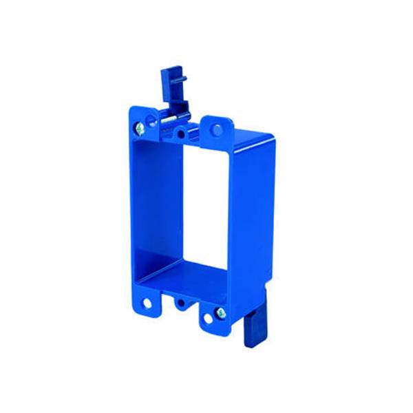 Low Voltage Single Gang Zip Box