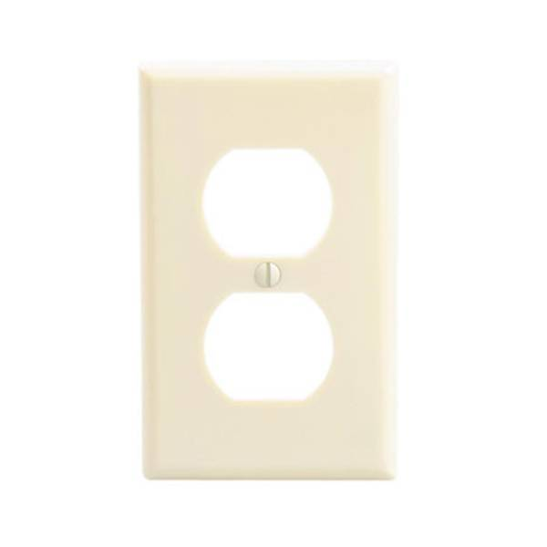 1 Gang Outlet Plate 10 Pack