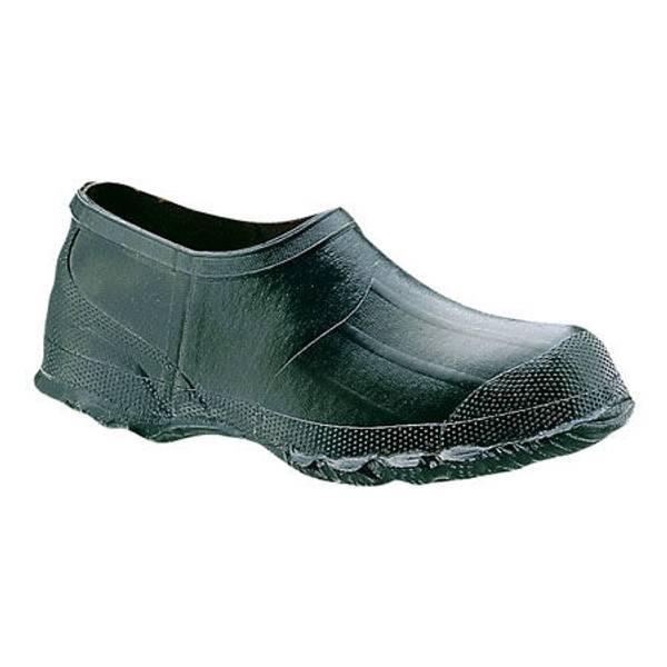 Servus Black E Z Fit Work Rubber Overshoes
