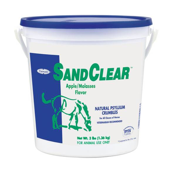SandClear Digestive Aid for Horses
