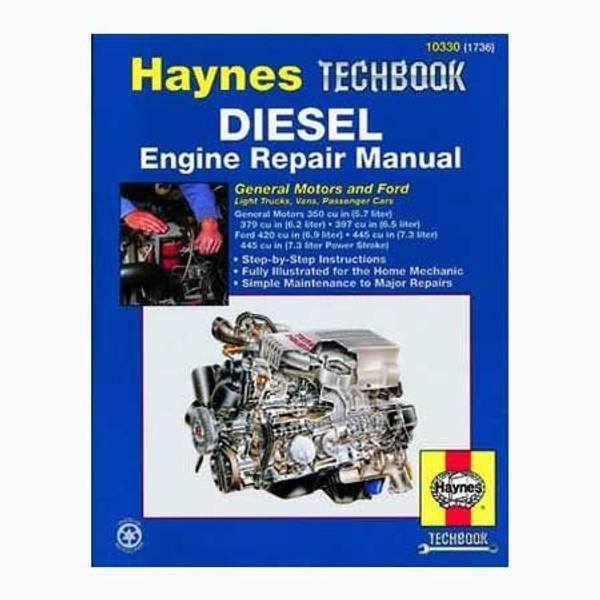 GM & Ford Diesel Engine Repair Manual