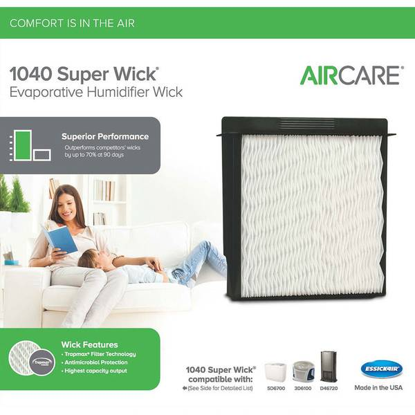 Superwick Replacement Humidifer Filter