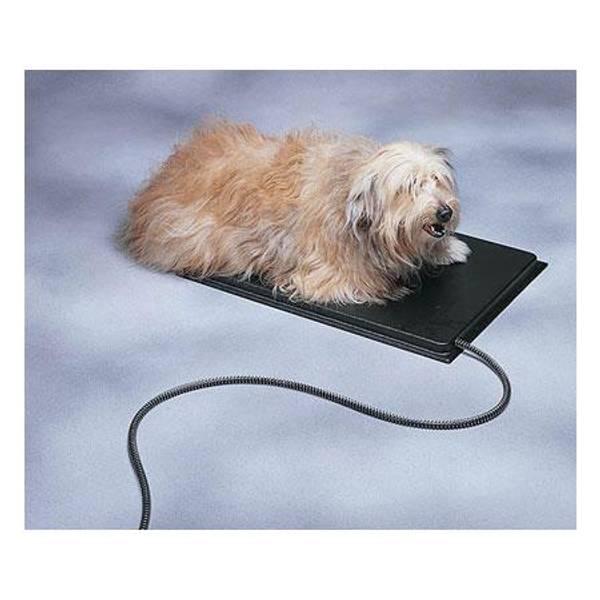 Heated Plastic Pet Mat