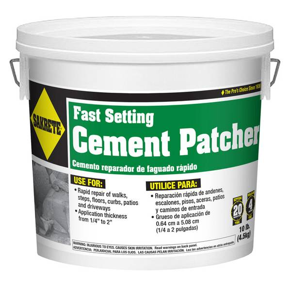 Fast Setting Cement Patcher