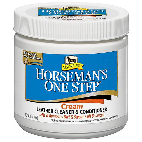 Horseman's One Step Leather Cleaner