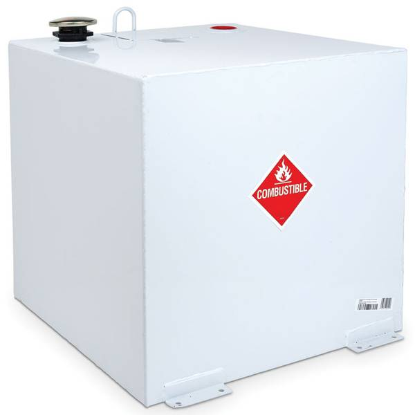 50 Gallon Square Liquid Transfer Tank