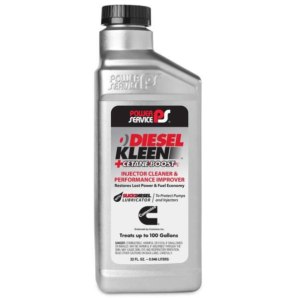 Diesel Kleen + Cetane Boost
