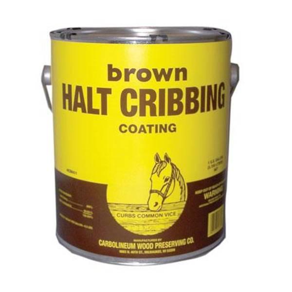 Halt Cribbing