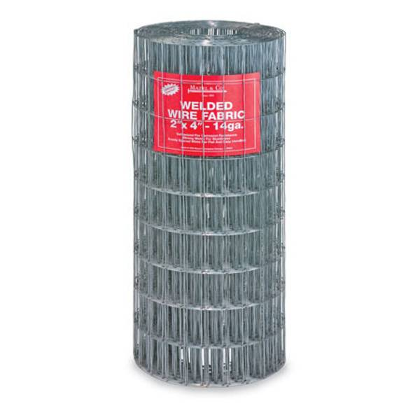 50' 14 Gauge Welded Wire Fence