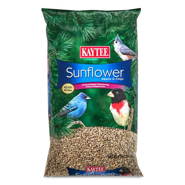 Sunflower Hearts & Chips