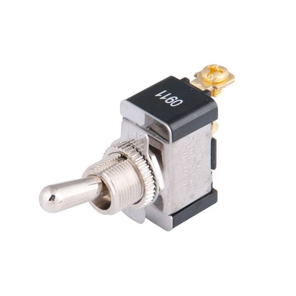 Motor Rated Metal Toggle Switch