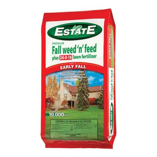 24-0-16 Early Fall Weed 'n' Feed