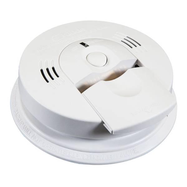 Kidde Battery Operated Combination Carbon Monoxide Detector