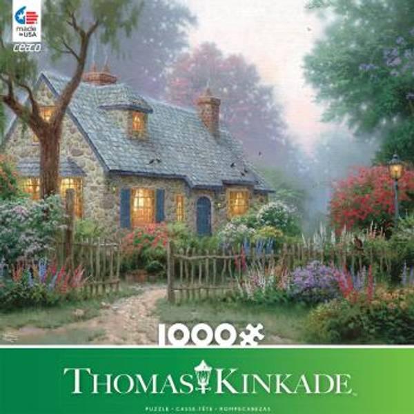 Thomas Kinkade Puzzle Assortment