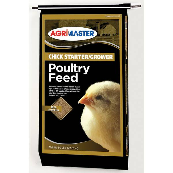 Chick Starter / Grower Poultry Feed