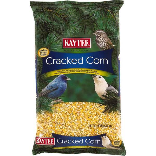 Cracked Corn Wild Bird Food