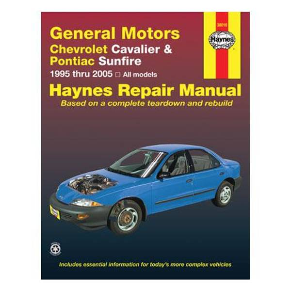 1995 pontiac sunfire manual product user guide instruction haynes gm chevrolet cavalier pontiac sunfire 95 05 manual rh farmandfleet com 2004 pontiac sunfire 1996 pontiac sunfire fandeluxe Image collections