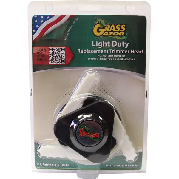 Light Duty Replacement Trimmer Head