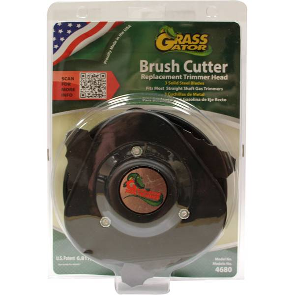 Extra Heavy - Duty Replacement Trimmer Head