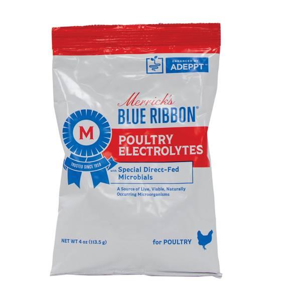 Blue Ribbon Poultry Electrolyte