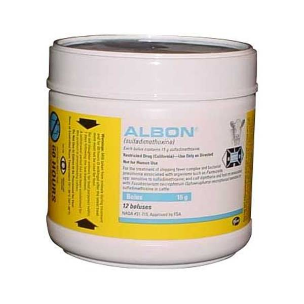 Albon (Sulfadimethoxine)