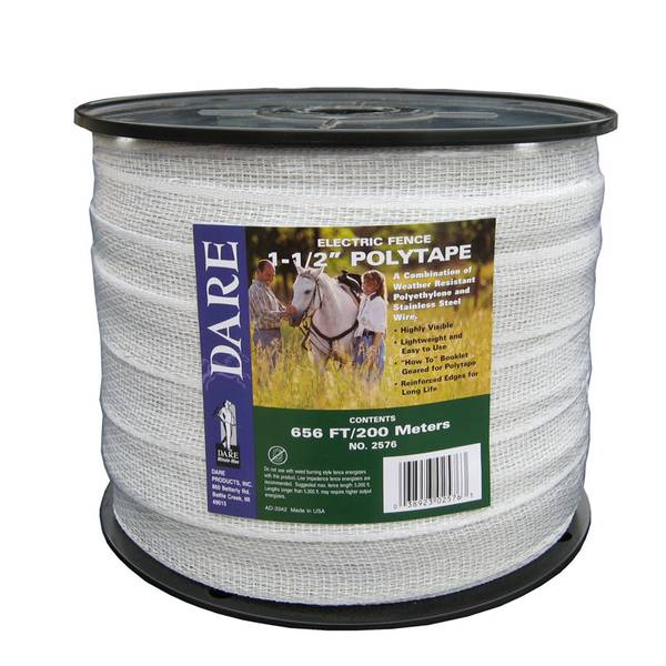 Poly Tape Electric Fence Tape