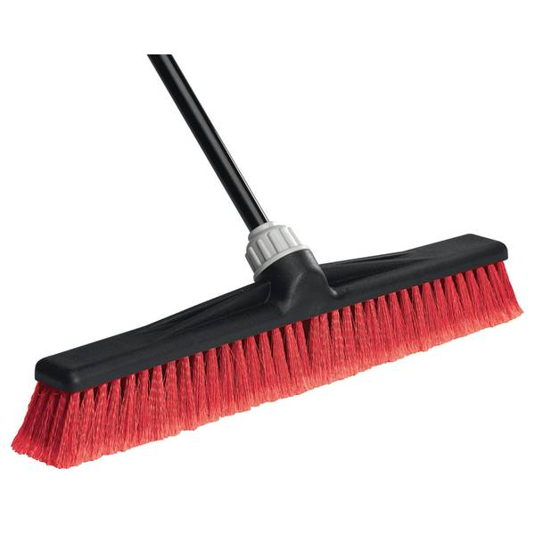 Professional Rough Surface Push Broom